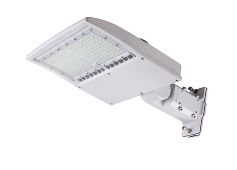 V8.0 LED Shoebox Fixture | Parking Lot Light - ledsionusa