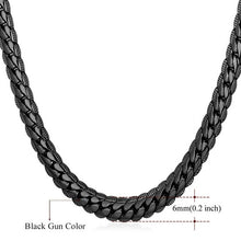Hip Hop/Punk Rope Chain Necklaces By U7