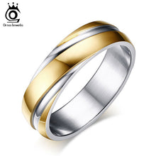 Load image into Gallery viewer, Daily Wear Top Quality Lead & Nickel Free Black Color Stainless Steel Ring By  ORSA JEWELS
