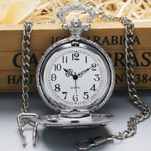 "Vintage ""DAD"" Letter Pocket Watch For Father's Day Gift With 30cm Chain By, YISUYA"