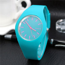Load image into Gallery viewer, Women's Candy Colored Quartz Watches By, Luxfacigoo
