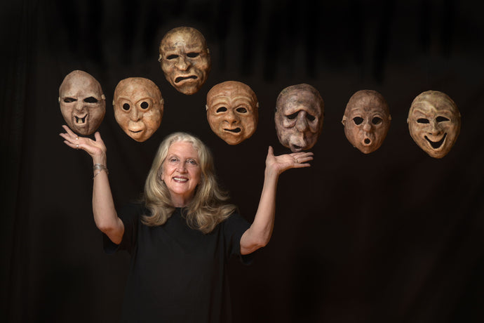 Theatre Workshop Masks