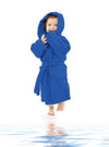 Children's cotton terry robes