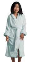 Sherpa Trim Velvetloft Robes
