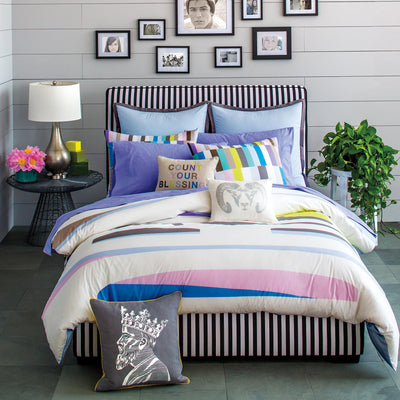 Dream in Color Duvet Cover Set