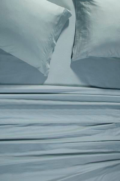 Cosmopolitan Vintage Wash Percale Sheet Set