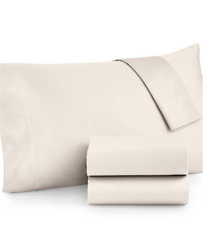 600 Thread Count Egyptian Cotton Fitted Bottom Sheet