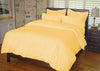 Warm Things Home 300 Thread Count Cotton Sateen Duvet Cover