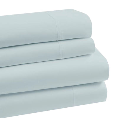400 Thread Count Cotton Sateen 6-Piece Sheet Set