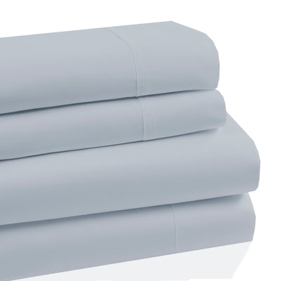 Highland Park 100% Cotton 300 Thread Count Sateen Pillowcases
