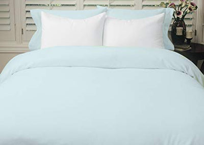 Warm Things Home 400 Sateen Duvet Cover Set