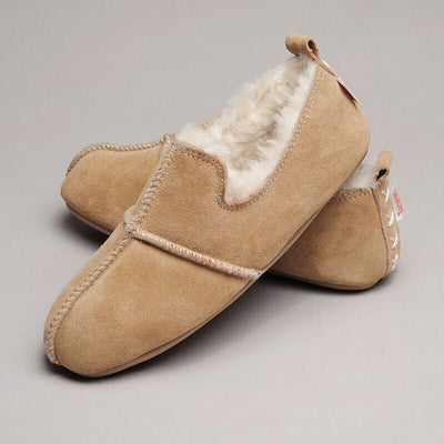 Tamarac by Slippers International Women's Jupiter Shearling Slipper