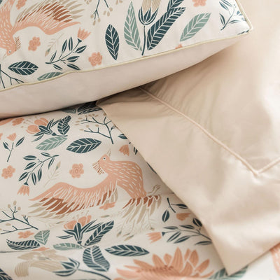 Fabuleuse 100% Cotton Percale Pillow Case