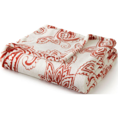 Fraiche Maison Velvet Plush Fleece Throw
