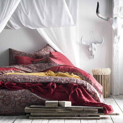 Idole 100% Cotton Sateen Duvet Cover
