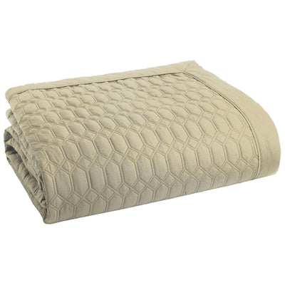 Christy Quilted Lattice European Pillow Sham