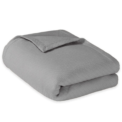 Liquid Cotton Woven Blanket