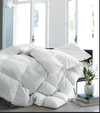 Sierra Heavy Weight White Down 400 Thread Count Comforter (Level 3)