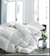 Sierra II Heavy Weight  White Down 400 Thread Count Comforter (Level 3)