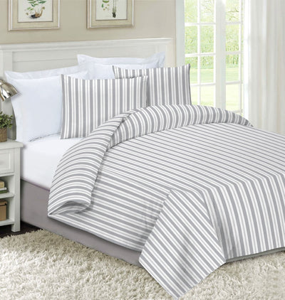Flannel 100% Cotton Duvet Cover
