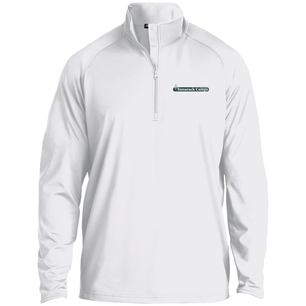 1/2 Zip Performance Pullover- Classic Logo