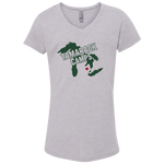 TTSD Girls V-Neck Tee