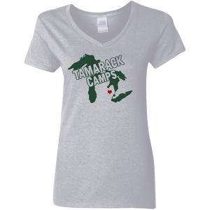 TTSD Ladies V-Neck Tee