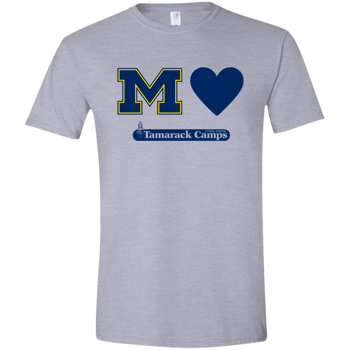 Michigan Loves Tamarack Tee