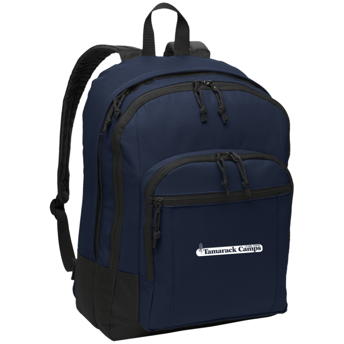 Backpack- White Logo