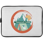 Mountain Logo Laptop Sleeve - 15 Inch