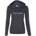 Camp Kennedy Ladies' LS T-Shirt Hoodie