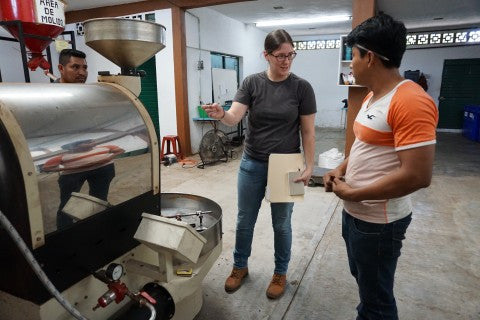 3 Women Pioneers in the Coffee Roasting Business
