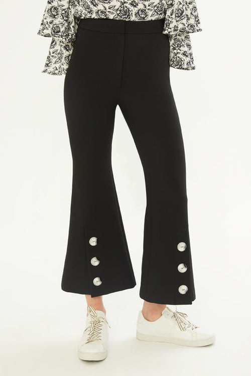 Button Bottom Pant