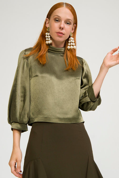 Satine Blouse