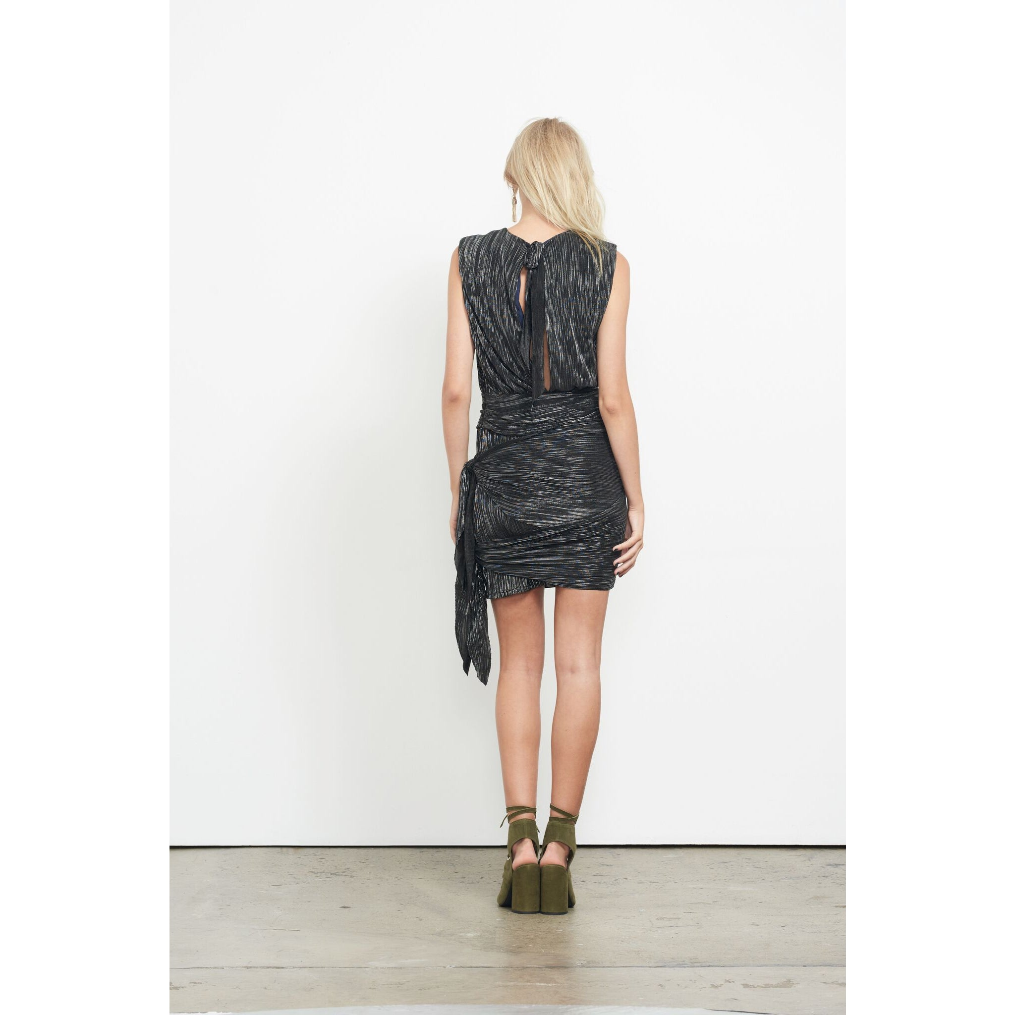 Around the Corner Mini Dress