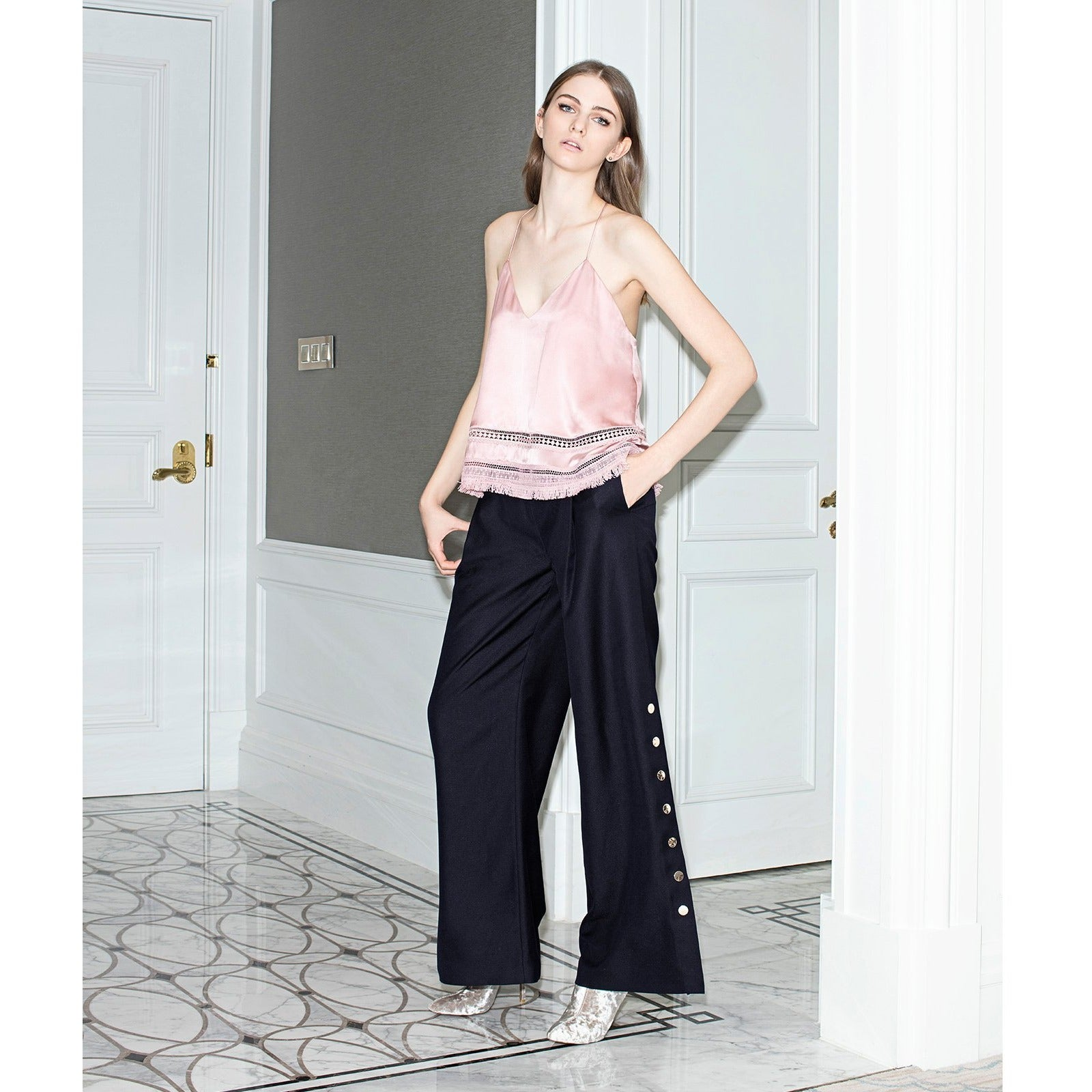 Wide Eyed Trousers