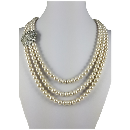 Bianca Layered Necklace - Morph Boutique