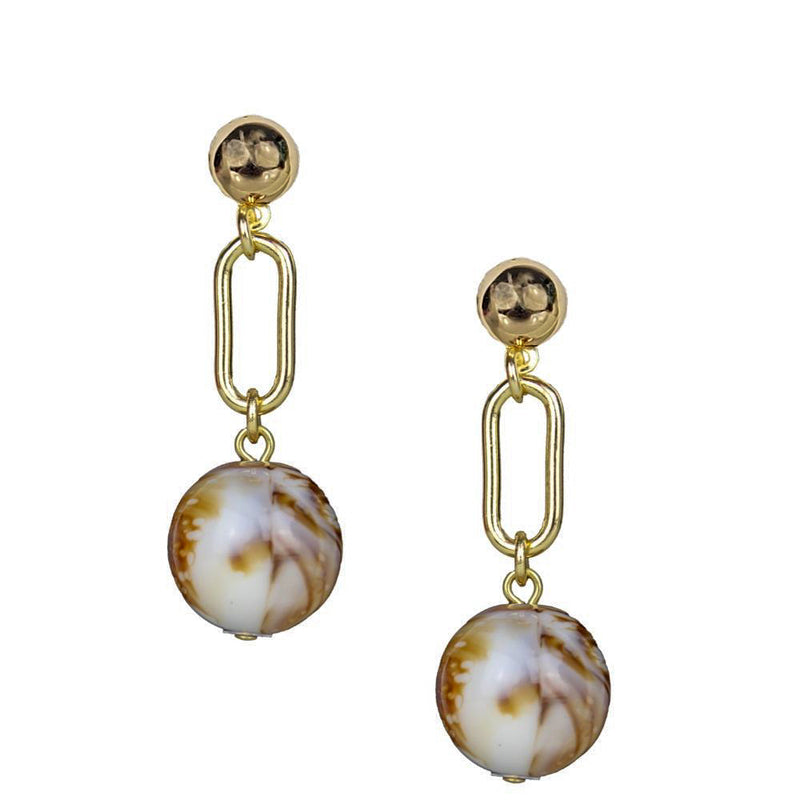 Danica Drop Earrings
