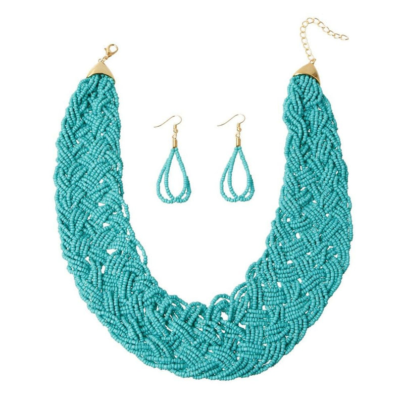 Lacey Necklace Set - Morph Boutique