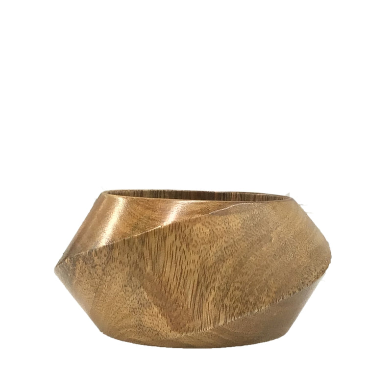 Naturi Wood Bangle - Morph Boutique