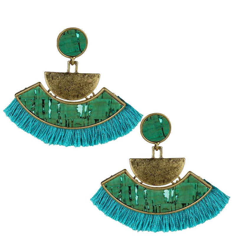 Tierra Drop Earrings