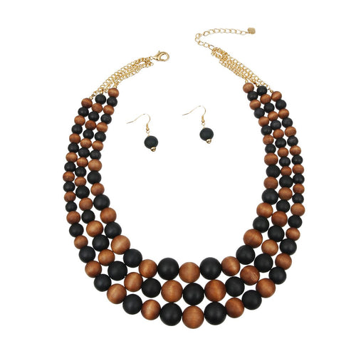Naturi Necklace Set - Morph Boutique