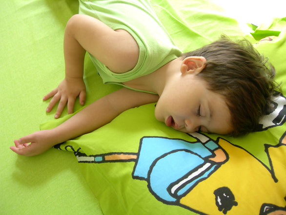 In the News: How sleep apnea affects kids