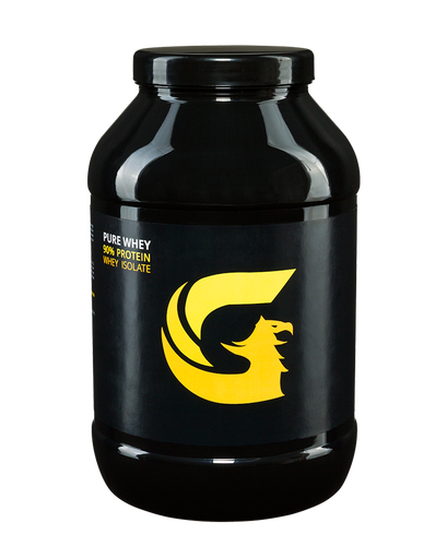 Pure Whey protein by Gryphon Nutrition | GRPHN