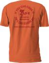 Zips Seasoning - Safety Orange T-Shirt