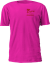 Zips Seasoning - Pink T-Shirt