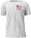 Zips Seasoning - White T-Shirt