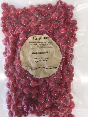 Frozen Red Currants - 8 OZ