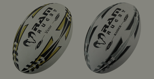 Ram Rugby Victor Elite and Raider Match Balls