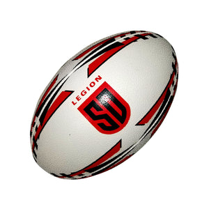San Diego Legion Gripper Pro Training Ball by Ram Rugby